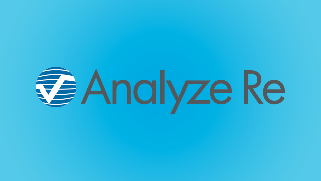 Analyze Re official logo with new branding